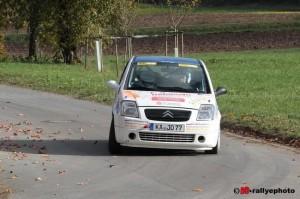 IMG ADAC Rallye Fränkische Schweiz 2016 Meinzer Citröen 6457