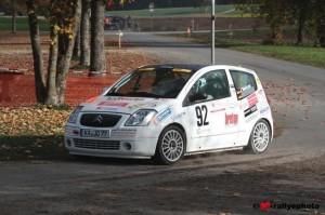 IMG ADAC Rallye Fränkische Schweiz 2016 Meinzer Citröen 6460
